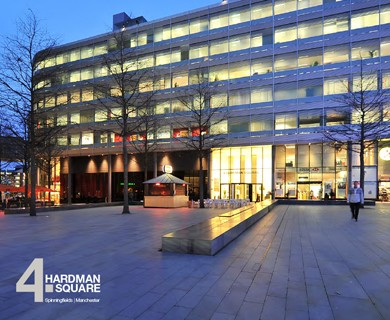4 Hardman Square, Manchester