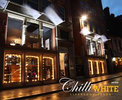 Chilli White, Leeds & Liverpool