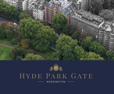 Hyde Park Gate, London
