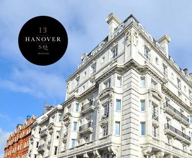 Hanover Square, London
