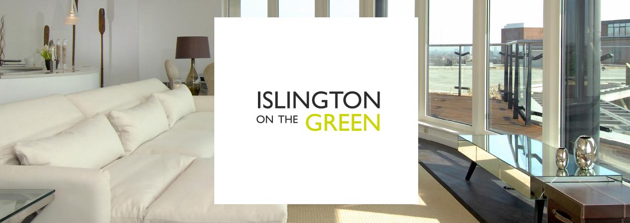 Islington on the Green, London