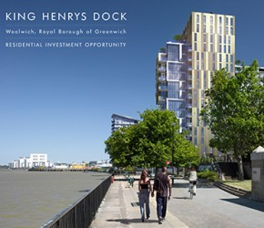 King Henrys Dock, London