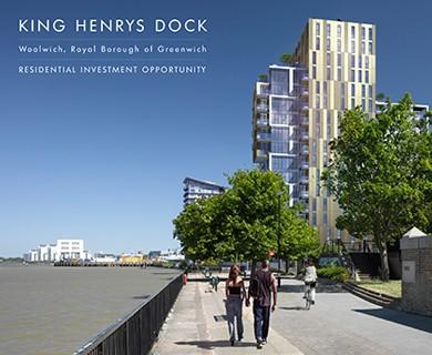 King Henrys Dock, London